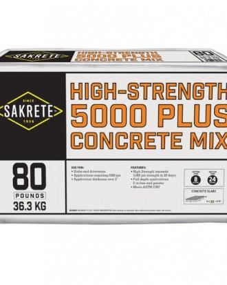 Concrete & Concrete Accessories