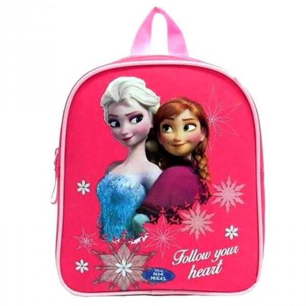 petit sac a dos reine des neiges rose sac a dos fille pour gouter