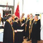 Investitura a Cavaliere del Fiume Azzurro del Prof. Ogliari