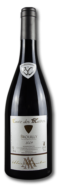 brouilly cuvee des maitres