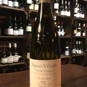 Saint Véran «Cuvée Unique» 2016 Guffens-Heynen