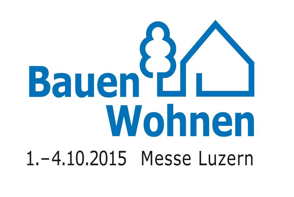 Logo Bauen & Wohnen Luzern