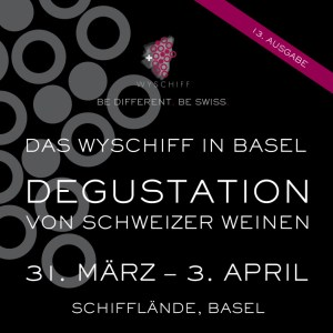 Plakat Wyschiff Basel
