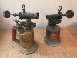 Antique Blow Torches