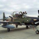 IMAGENS: Chegaram os primeiros aviões Super Tucano para a Fuerza Aérea Ecuatoriana
