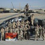 Helicópteros Apache da Holanda voaram 6.000 horas no Afeganistão
