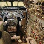 Concorde 41 anos: o cockpit fantástico do Concorde parece o de um bombardeiro nuclear estratégico