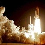 VÍDEO: A nave Discovery partiu essa manhã do Cabo Canaveral