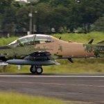 Equador analisa reduzir o pedido de aeronaves Super Tucano
