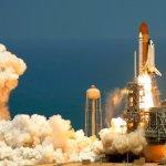Space Shuttle Atlantis da NASA parte para sua última missão rumo à ISS