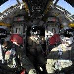 IMAGENS: Tripulações de B-52 de Barksdale testam habilidades durante exercício militar