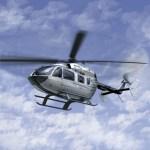 Mercedes-Benz e Eurocopter: unidas para uma nova versão do helicóptero EC-145