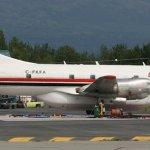 Convair CV-580 Airtanker fica destruído após acidente no Canadá