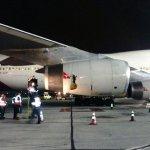 Passageiro filma problema num motor de um Boeing 747 da Qantas em pleno voo