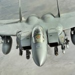 Raytheon entrega o primeiro sistema radar AESA do F-15E para a Boeing