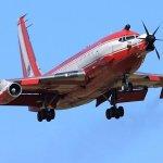 Último Boeing 720 operacional foi aposentado no Canadá