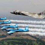Vulcan XH558 precisa mais uma vez de ajuda financeira para continuar em voo