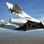 VÍDEO: Space Ship Two da Virgin Galactic efetua seu primeiro voo de planeio tripulado