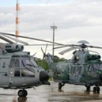 IMAGENS: Forças Armadas recebem o helicóptero EC-725