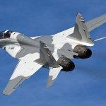 Caça MiG-29 civil da HFF completa voo de testes