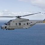 Helicóptero NH90 da Holanda voa pela primeira vez à noite com visão noturna