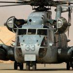 Acidente com helicóptero CH-53D dos Marines no Havaí