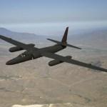 Novos sensores espectrais para as aeronaves U-2 da USAF