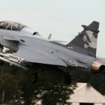 F-X2: Primeiro-ministro da Suécia defende caças Gripen em visita ao Brasil