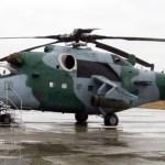 Plano Brasil: Mais três helicópteros Mi-35M Sabre para FAB estão prontos na Rússia
