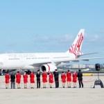 VÍDEO E IMAGENS: Apresentando a Virgin Australia
