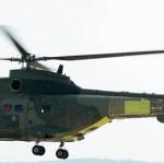 IMAGEM: Voa pela primeira vez o helicóptero Puma Mk2 modernizado da RAF