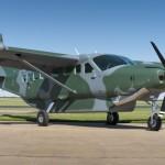 Cessna entrega a 32ª aeronave Caravan para Força Aérea Brasileira
