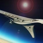 IMAGENS: Projeto conceitual de um avião que não emite poluentes