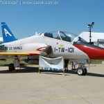 Rolls-Royce vai prestar apoio aos motores dos jatos de treinamento T-45 da Marinha dos EUA