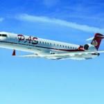 Bombardier vende aeronave CRJ900 NextGen para a companhia aérea Petroleum Air Services do Egito