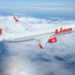 Lion Air pretende adquirir 230 aeronaves Boeing 737, com opção para 150 adicionais