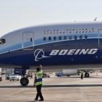 Boeing inicia o Dream Tour mundial com seu 787 Dreamliner