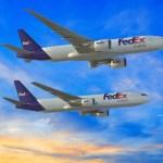 Boeing e FedEx anunciam encomenda para aeronaves cargueiras 767-300 e 777