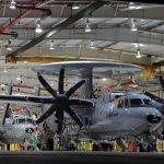 Mais quatro aeronaves E-2D Advanced Hawkeye para Marinha dos EUA
