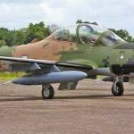 Acidente com aeronave Super Tucano da Força Aérea do Equador