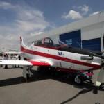 IMAGENS: TAI da Turquia apresenta o novo avião turboélice de treinamento básico Hürkus