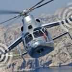 Eurocopter leva a aeronave híbrida X3 para demonstração nos EUA
