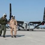 Pilotos israelenses relatam experiência de voo na aeronave Bell-Boeing V-22 Osprey