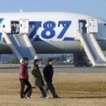 Companhias aéreas do Japão suspendem voos com Boeing 787 após incidente