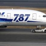 Boeing suspende entregas de 787, mas mantém produção do modelo