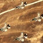 Mistério sobre o ataque israelense na Síria