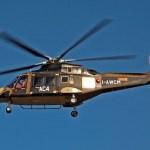 Voa o quarto protótipo do helicóptero AW169 da AgustaWestland
