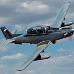 Hawker Beechcraft protesta contra decisão da Força Aérea dos EUA no programa LAS