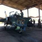 Aeronave A-1 modernizada pousa pela primeira vez na Base Aérea de Santa Cruz