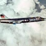 CAÇAS CENTURY: Lockheed F-104 Starfighter